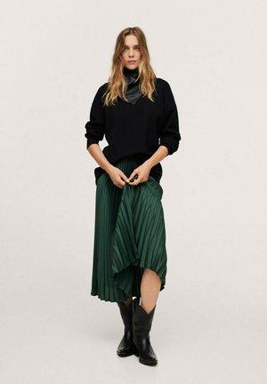 Spódnica trapezowa - grün