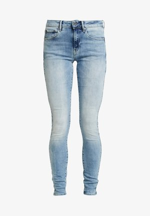 3301 MID SKINNY - Jeans Skinny Fit - faded blue