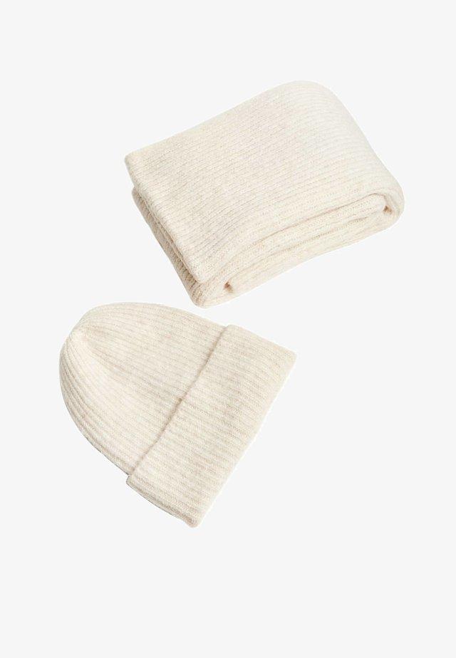 SET - Schal - white
