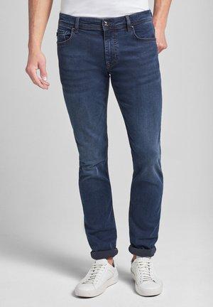 HAMOND - Slim fit jeans - mittelblau
