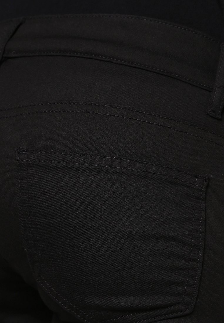 MAMALICIOUS MLJULIANE - Jean slim - black - Jeans Femme QgcWl