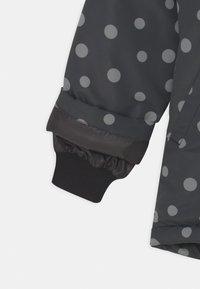 Name it - NKFMAXI JACKET DOTS - Winter jacket - black - 3