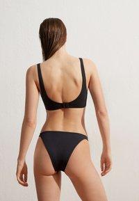 OYSHO - Bikini bottoms - black - 2