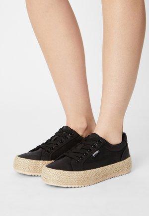 CARIBE - Zapatillas - black