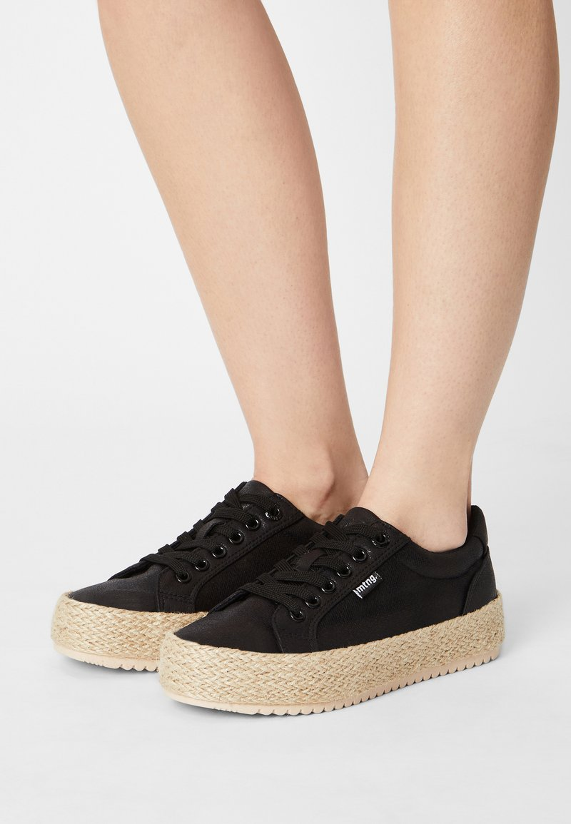 mtng - CARIBE - Sneakersy niskie - black