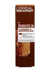 L'Oréal Men Expert - BARBER CLUB 3-DAY BEARD + FACIAL CARE 50ML - Face cream - - - 2