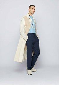 BOSS - STEDMAN_RA - Sweater - open blue - 1
