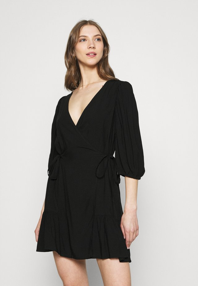 GEMMA DRESS - Day dress - black