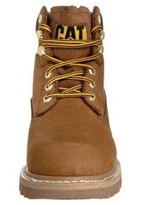 Cat Footwear - COLORADO - Bottines à lacets - sundance - 2