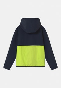 Tommy Hilfiger - COLORBLOCK  - Training jacket - twilight navy/ faded lime - 1