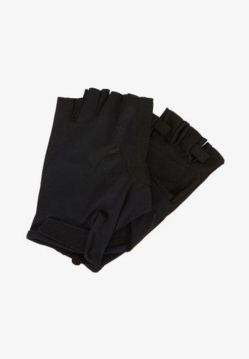 GLOVES - Handschoenen - black