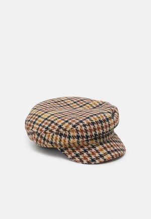 GLENCHECK HAT - Hatte - camel