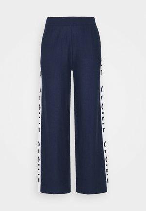 JUTTA - Trousers - navy