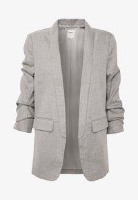 ONLY - ONLANYA BONE - Blazer - light grey melange - 5