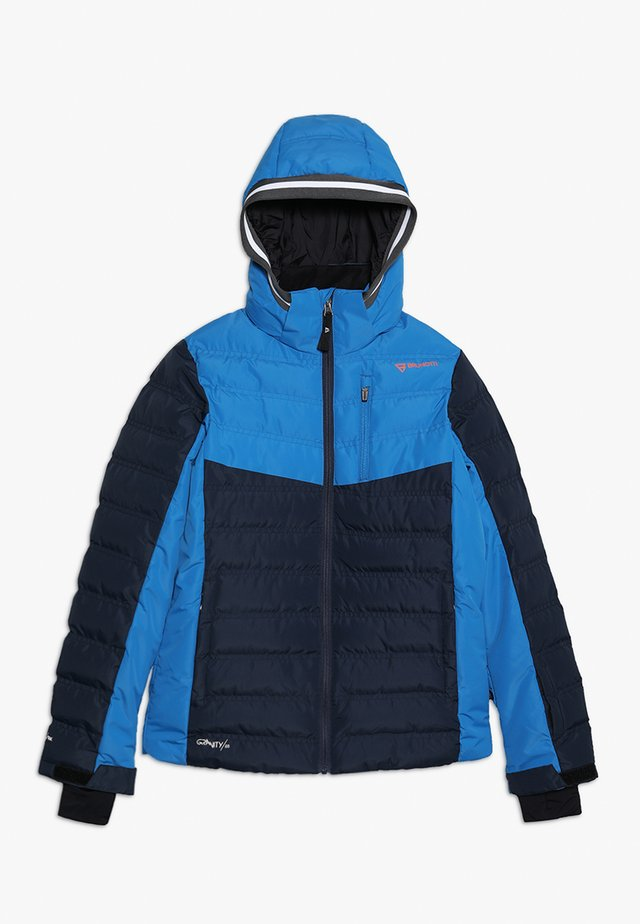 SERGAS BOYS SNOWJACKET - Snowboardová bunda - space blue