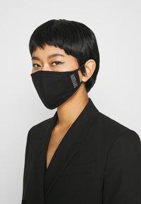 DRYKORN - FACE - Community mask - black - 2