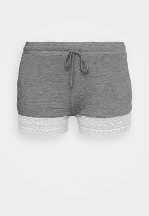 WARM DAY SHORT - Pyjama bottoms - gris