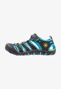 Dockers by Gerli - Walking sandals - schwarz/royal - 1