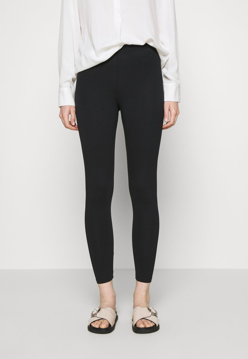Esprit - Leggings - Trousers - black