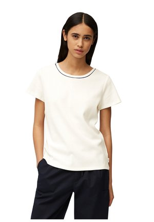 Basic T-shirt - scandinavian white