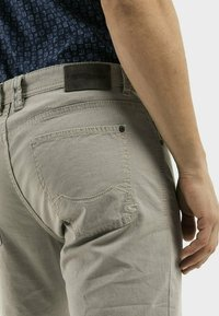 camel active - REGULAR FIT  - Trousers - sand - 4