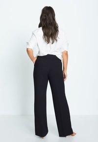 Violeta by Mango - BIMBA7 - Trousers - schwarz - 2