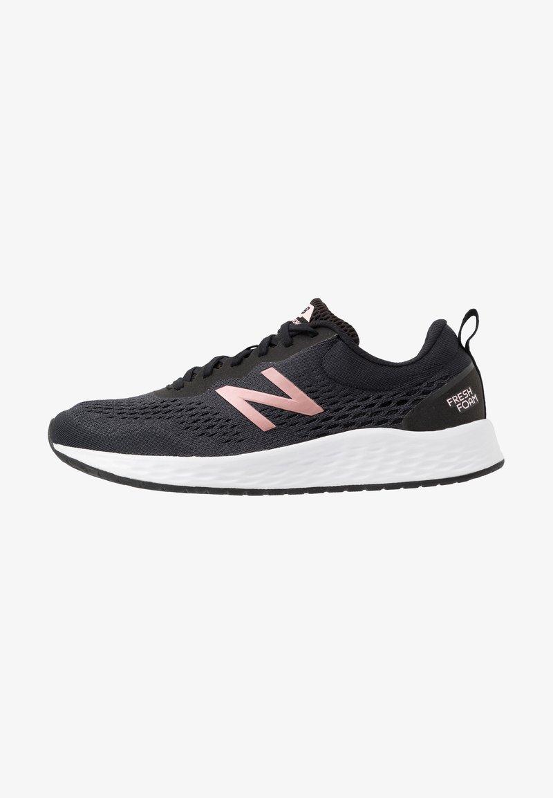 New Balance - FRESH FOAM ARISHI - Hardloopschoenen neutraal - black