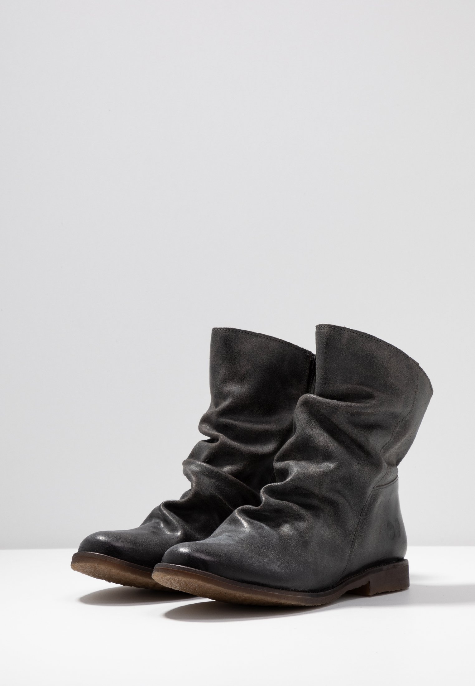 Felmini Wide Fit CLASH - Stiefelette - zenia fango | Damen Schuhe 2020