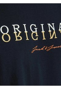 Jack & Jones - Print T-shirt - navy blazer - 6