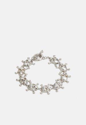 OSSEIN UNISEX - Bracelet - silver-coloured