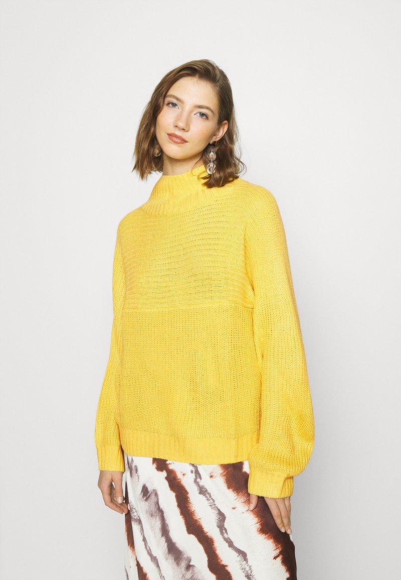 Monki - LIBBY - Jumper - yellow