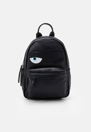SMALL FLIRTING BACKPACK - Rucksack - black