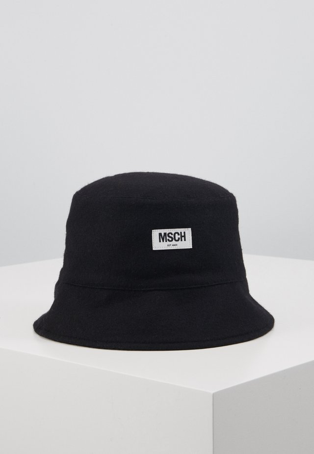 EMILIA BUCKET HAT - Sombrero - black
