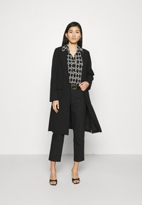 Anna Field - Smart Chino Pant - Chino kalhoty - black - 1