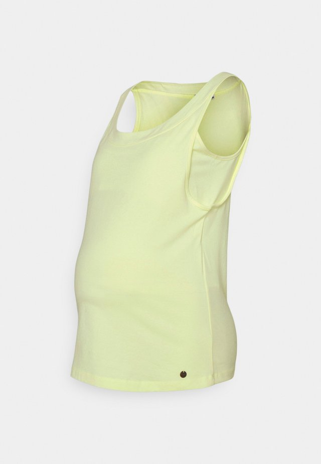 NURSING - Topper - yellow