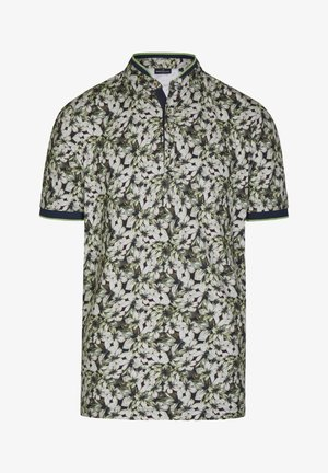 Polo shirt - dunkelgrã¼n