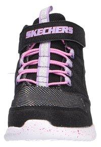Skechers - High-top trainers - black - 2