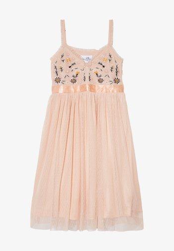 Vestito elegante - rosa