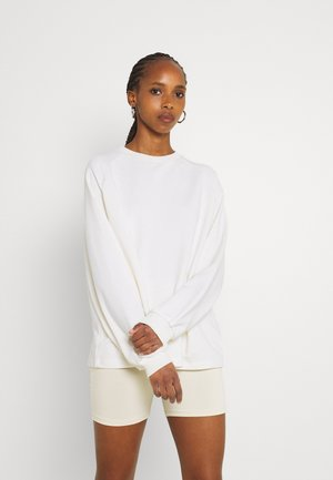 LONG BASIC - Sweatshirt - off white