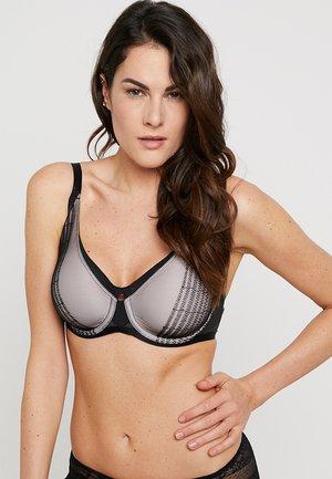 CONTOUR SENSATION  - Underwired bra - black