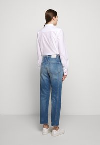 CLOSED - CROPPED - Straight leg jeans - mid blue - 2