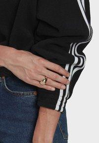 adidas Originals - FLEECE HZ - Sweat polaire - black - 5
