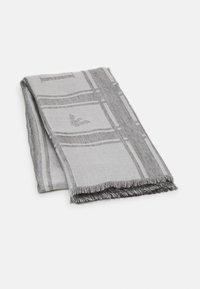 Emporio Armani - FOULARD  - Šátek - grigio argento/silver grey - 0