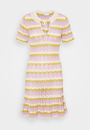 Jumper dress - multicolore
