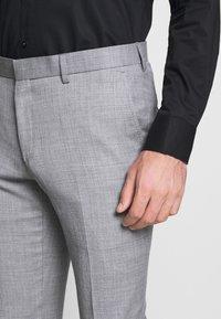Bruun & Stengade - ALSACE SET - Kostym - grey - 8