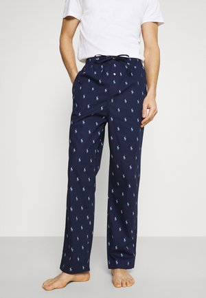 Pyjama bottoms - cruise navy