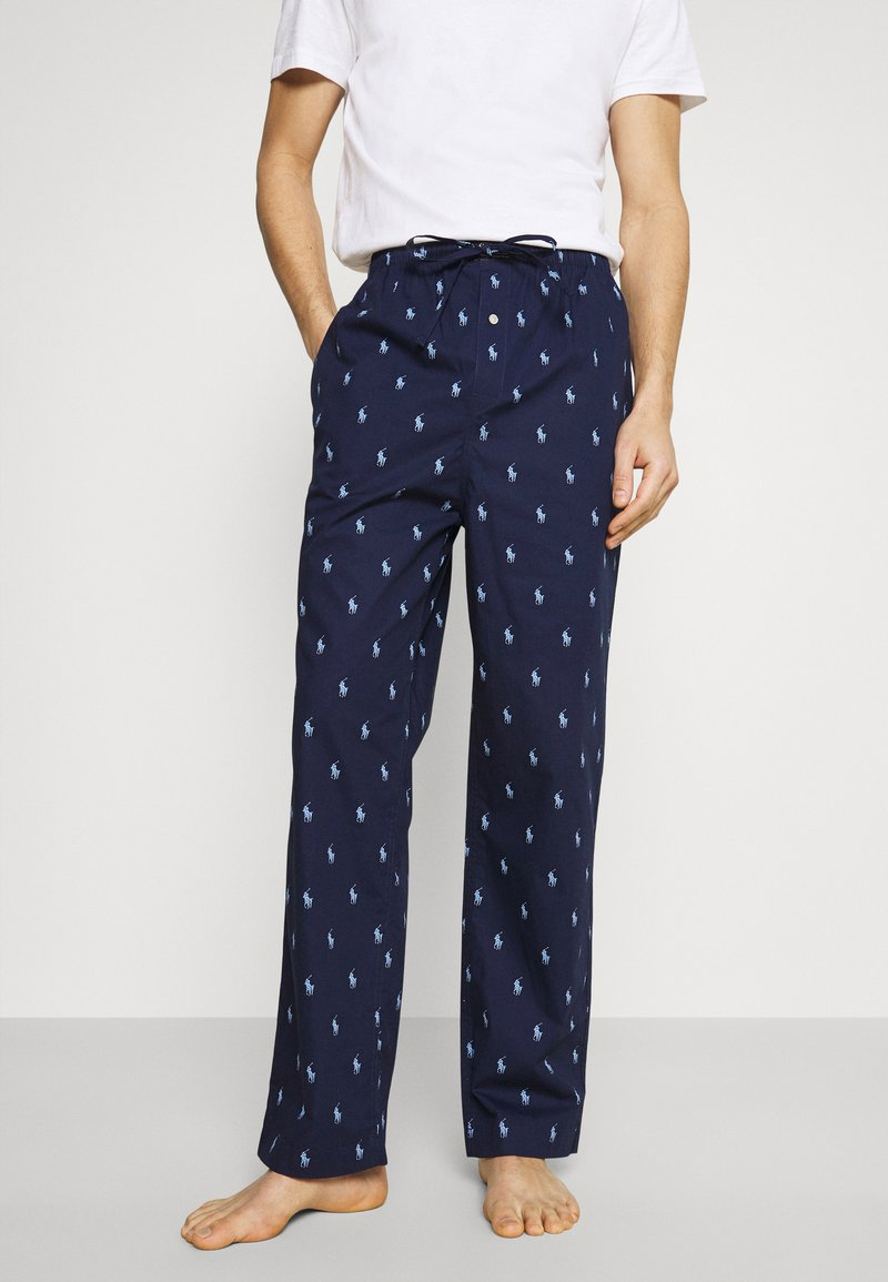 Polo Ralph Lauren - Pyžamový spodní díl - cruise navy