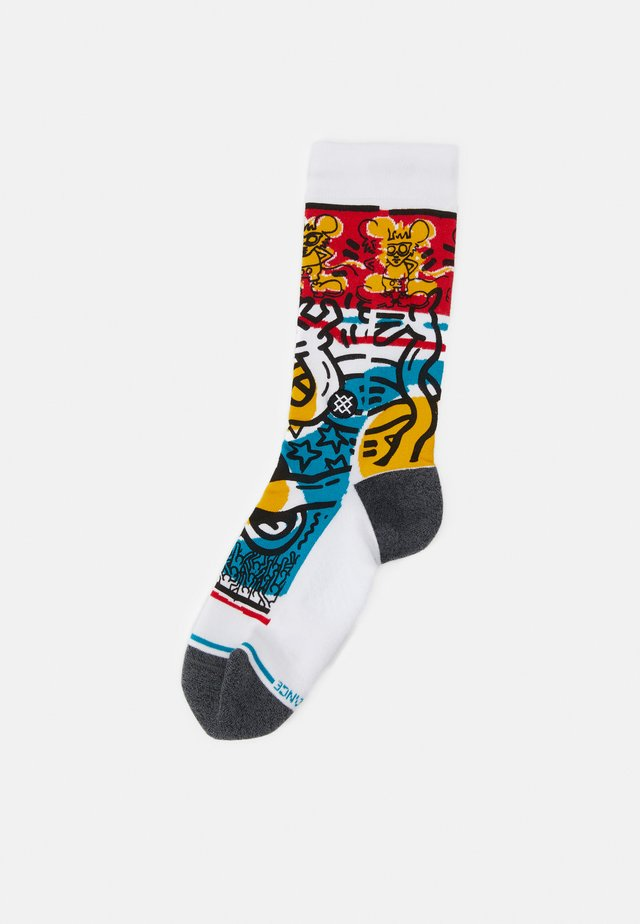 PRIMARY HARING - Calcetines - white