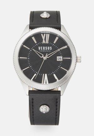 HIGHLAND PARK - Reloj - black/silver-coloured