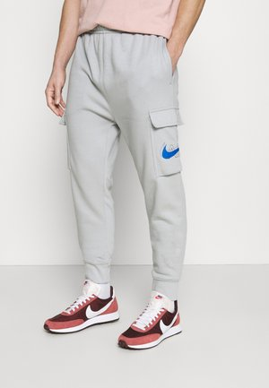 Pantalones deportivos - light smoke grey